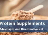 advantages disadvantages of protein powder