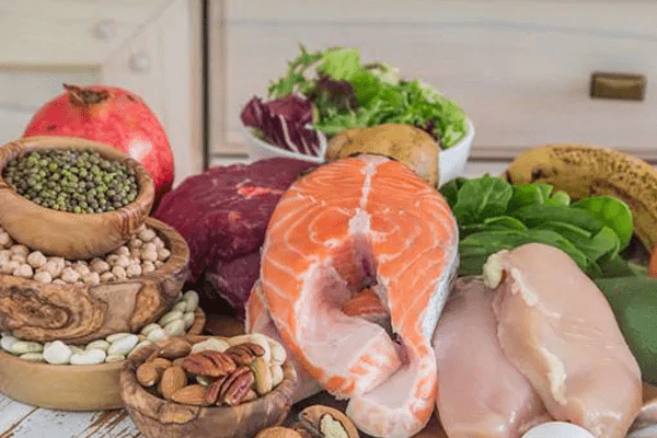 Protein Foods  - Uric Acid Foods to Avoid