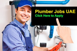 plumber jobs in uae