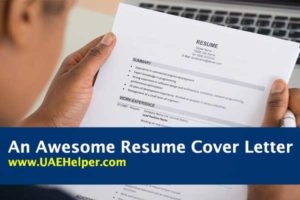 14 Essential Parts of an Awesome Resume Cover Letter