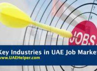 Job Market in UAE - Key Industries