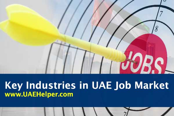 Job Market in UAE - Key Industries