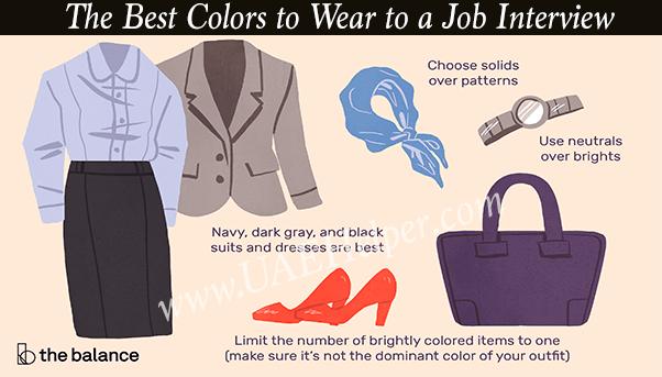 Interview Dress Code - Dress code for interview