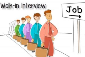 tips to excel for a walk in interview in Dubai