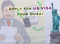 Apply for US visa from Dubai