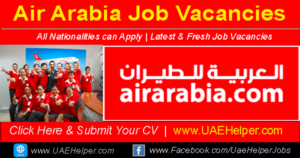 Air Arabia Careers