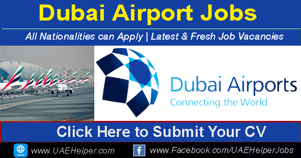 Dubai airport jobs