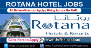 Rotana Careers - Rotana hotel careers