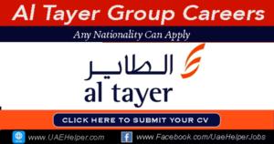 Al Tayer Careers 2020