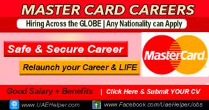master card careers