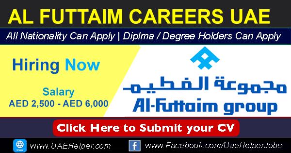 Al Futtaim Careers UAE - Latest Jobs 2020