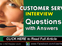 Customer Service Interview Questions with Answers