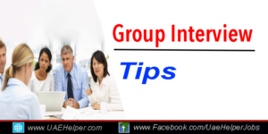 Group Interview Tips - Group Job Interview Tips with Explanation