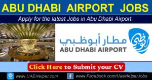 Abu Dhabi Airport jobs - Latest Careers