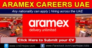 Aramex Careers in Dubai & UAE New Job Openings