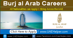 Burj al Arab Careers - Latest Hotel Jobs in 2020