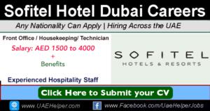 Sofitel Careers Dubai Jumeirah Beach Hotel Jobs