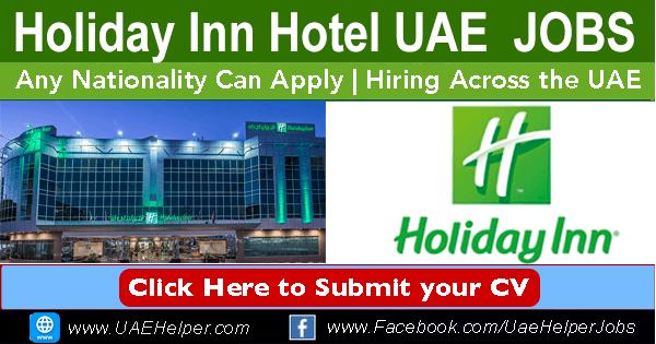 Holiday Inn Careers in 2020 & Hotel Jobs in UAE
