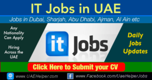 IT Jobs in Dubai & UAE - Good Salary Jobs in 2020