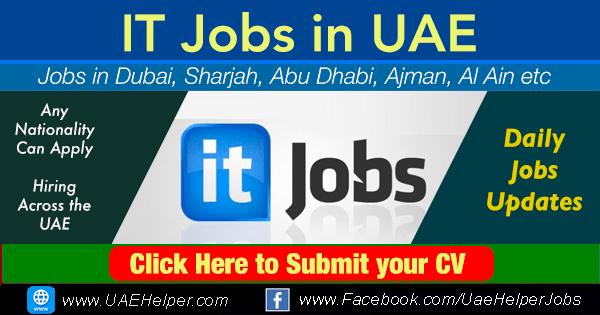 IT Jobs in Dubai & UAE - Good Salary Jobs in 2020