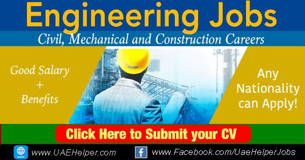 Engineering Jobs in Dubai