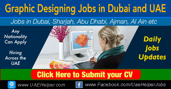 Graphic Designer Jobs in Dubai & UAE with Good Salaries