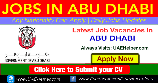 jobs in abu dhabi latest job vacancies