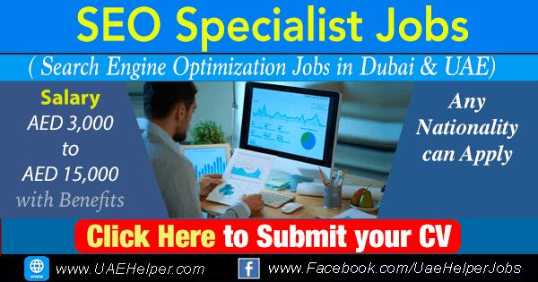 seo jobs in Dubai
