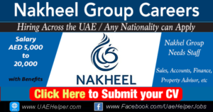 nakheel group careers