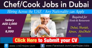 chef cook jobs in Dubai - Dubai Duty Free Careers - UAEHelper.com Jobs in Dubai and UAE