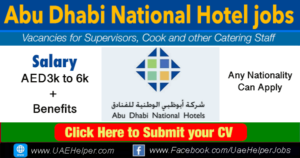 Abu Dhabi National Hotel jobs
