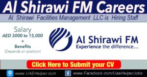 Al Shirawi Careers