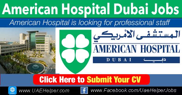 American Hospital Dubai Careers
