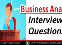 Business Analyst Interview Questions and Answers