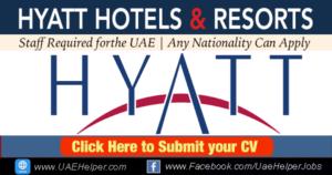 Hyatt Careers - Jobs in Dubai and UAE