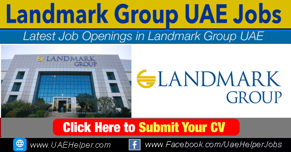 landmark group careers