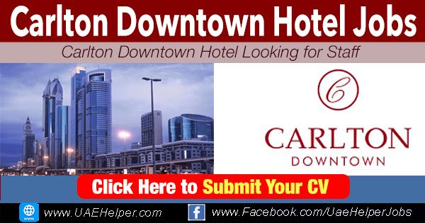 Carlton Downtown Hotel Careers