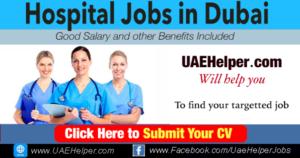 Hospital Jobs in Dubai - Jobs in Dubai and UAE