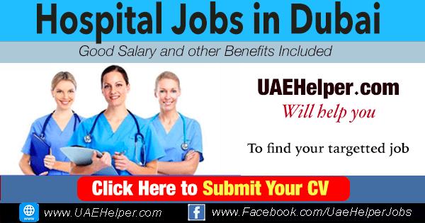 Hospital Jobs in Dubai