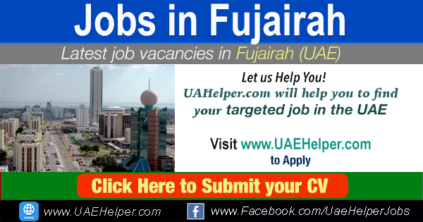 jobs in Fujairah