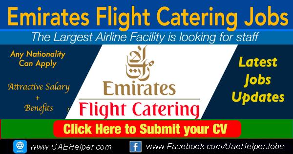 Emirates Flight Catering  Careers - Jobs in Emirates Flight Catering Dubai