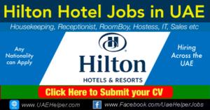 Hilton Careers Dubai & Abu Dhabi