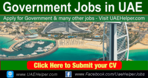 Government jobs in UAE - Government Careers in UAE