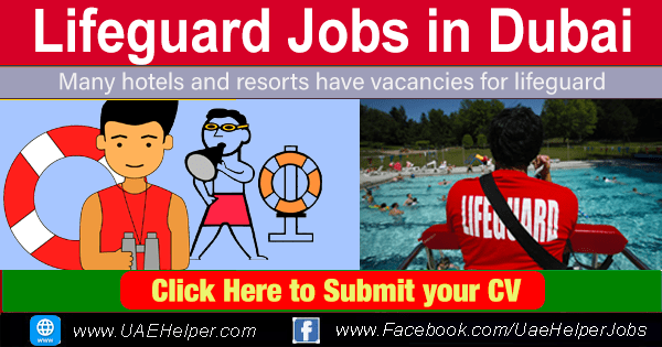 lifeguard jobs in Dubai
