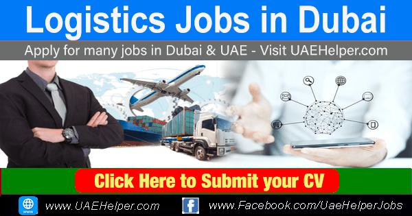 Logistics Jobs in Dubai