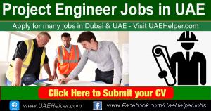 Project Engineer Jobs in UAE