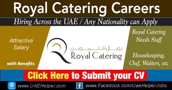 royal catering careers - Jobs in royal catering abu dhabi