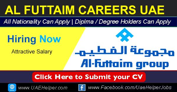Al Futtaim Careers UAE - Latest Jobs in Al Futtaim